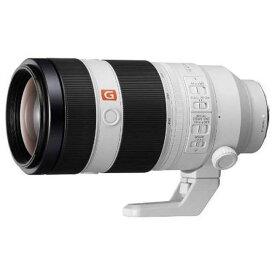 ソニー SEL100400GM 交換用レンズ FE 100-400mm F4.5-5.6 GM OSS