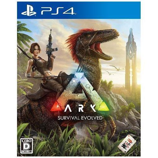 ARK: Survival Evolved PS4 PLJS-36013