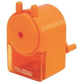 ナカバヤシ DPS-H101KO 手動鉛筆削り機 オレンジ
