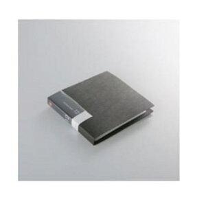 バッファロー BSCD01F12BK CD DVDファイル ブックタイプ 12枚収納 ブラック