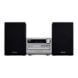 パナソニック SC-PM250-S CDステレオシステム Bluetooth対応 シルバー