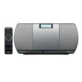 ケンウッド(KENWOOD) CR-D3-S ミニコンポ USBパーソナルオーディオシステム(シルバー)