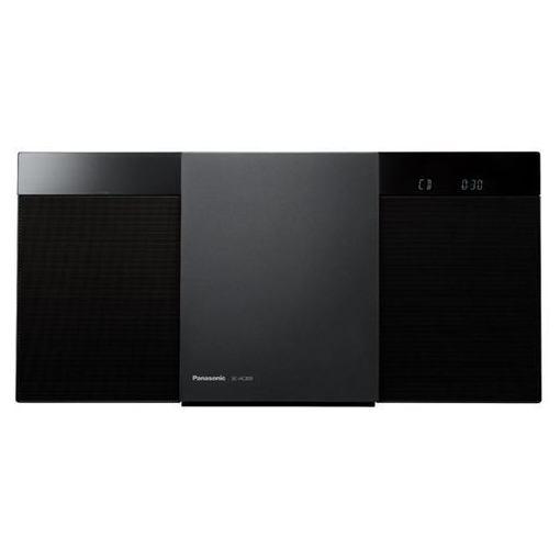 パナソニック SC-HC300-K Bluetooth対応 コンパクトステレオシステム ブラック
