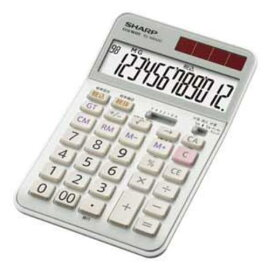 卓上電卓 12桁 EL-N942C-X