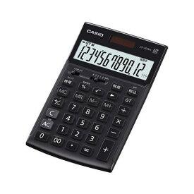 カシオ JS-20WK-MBK-N 本格実務電卓 12桁