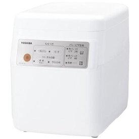 餅つき機 東芝 PFC-M116-W 餅つき機 「もちっ子」(2合〜1升) 1升