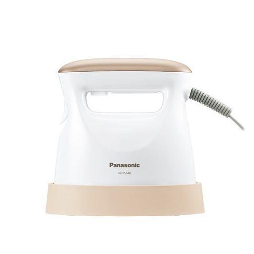 パナソニック NI-FS540-PN 衣類スチーマー スチーム&プレス ピンクゴールド調