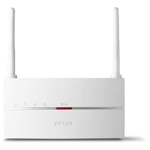 バッファロー WEX-1166DHP 無線LAN中継機 11ac/n/a/g/b 866+300Mbps エアステーションハイパワー