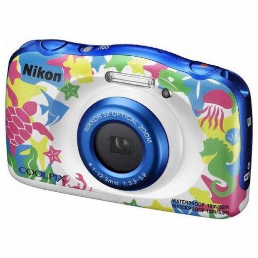 ニコン W100MR コンパクトデジタルカメラ COOLPIX(クールピクス) 「W100」(マリン)