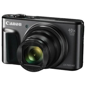 キヤノン PSSX720HS(BK) デジタルカメラ PowerShot(パワーショット) SX720 HS(ブラック)