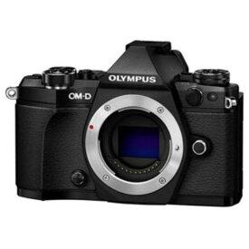 オリンパス デジタル一眼カメラ OM-D E-M5 Mark II ボディ (ブラック)