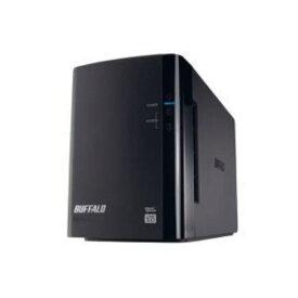 バッファロー HD-WL2TU3 R1Jミラーリング機能搭載 USB3.0用外付ハードディスク 2TB 2ドライブ
