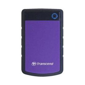 【ポイント10倍!11月12日(火)23:59まで】トランセンド・ジャパン 4TB StoreJet2.5 H3P portable HDD TS4TSJ25H3P TS4TSJ25H3P