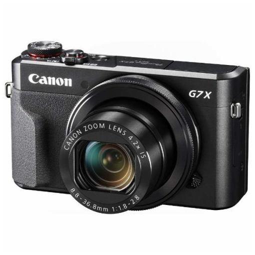 【ポイント10倍!4/22(月)20:00〜4/26(金)01:59まで】キヤノン PSG7XMK2 デジタルカメラ PowerShot(パワーショット) G7 X Mark II