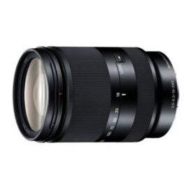 【ポイント10倍!】ソニー 交換レンズ E 18-200mm F3.5-6.3 OSS LE