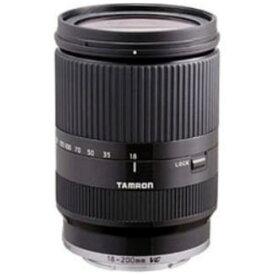 【ポイント10倍!3月30日(月)23:59まで】タムロン ModelB011 交換レンズ18-200mm F/3.5-6.3 Di III VC(ブラック)ソニー用