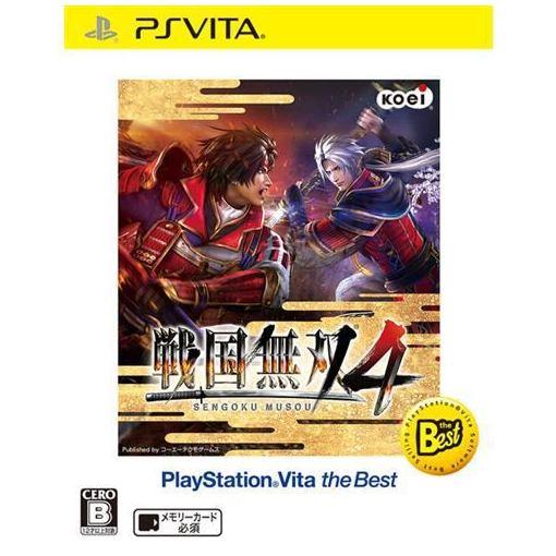 戦国無双4 PlayStation Vita the Best (Ps Vitaゲームソフト)VLJM-65007