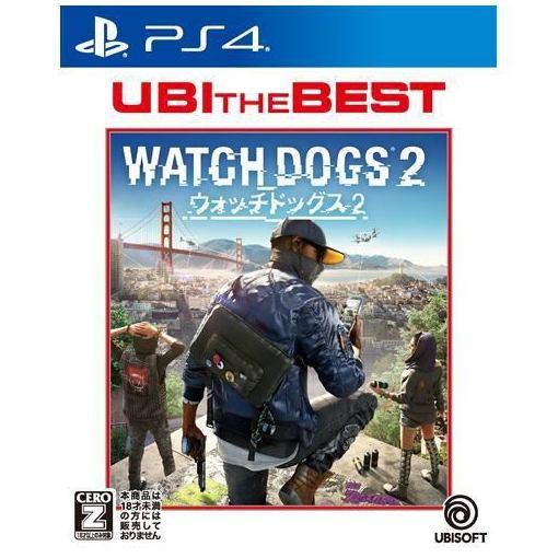 ユービーアイ・ザ・ベスト ウォッチドッグス2 PS4 PLJM-16175