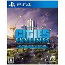【ポイント10倍!】シティーズ:スカイライン PlayStation4 Edition PLJS-36028