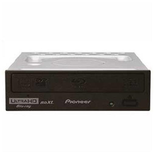 パイオニア BDR-211JBK 内蔵BDドライブ(BDXL対応)(Ultra HD Blu-ray再生対応)ソフト付属