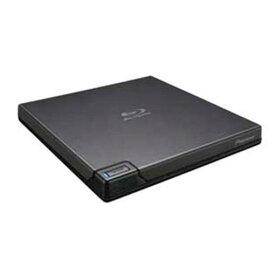 パイオニア BDR-XD07LE USB3.0対応 ポータブルBDドライブ(ブラック)(バンドルソフト無し簡易パッケージモデル)