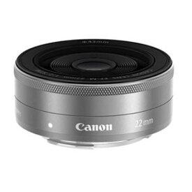 キャノン EF-M22STMSL 一眼レフカメラ/ミラーレスカメラ用交換レンズ EF-M22mm F2 STM