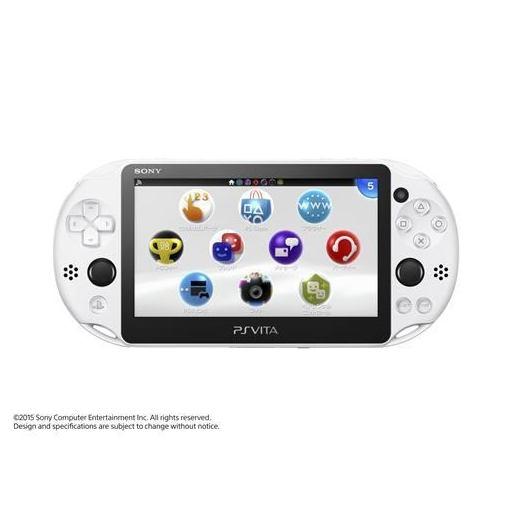 【全品ポイント5倍 7/13 10:00〜7/21 01:59】PlayStation Vita Wi-Fiモデル グレイシャー・ホワイト