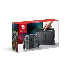 【ポイント5倍!】【キャンペーンクーポン付】任天堂 Nintendo Switch Joy-Con(L)/(R) グレー HAC-S-KAAAA