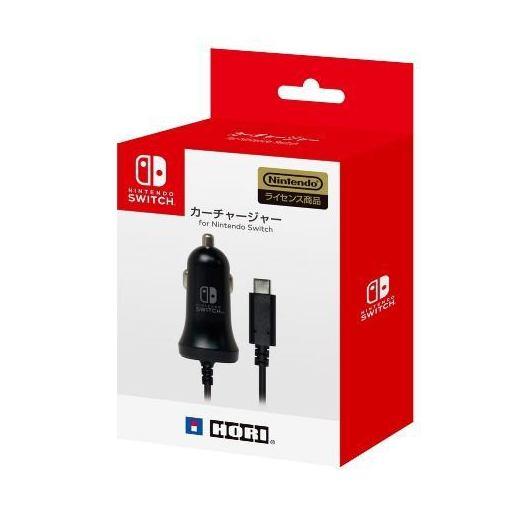 カーチャージャー for Nintendo Switch