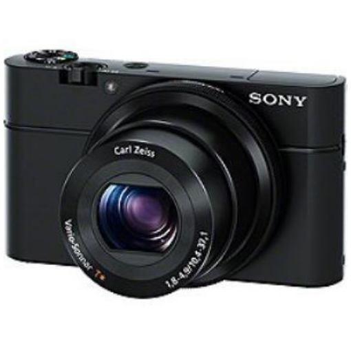 【ポイント10倍!4/22(月)20:00〜4/26(金)01:59まで】デジタルカメラ Cyber-shot(サイバーショット) 2020万画素 光学x3.6 RX100(ブラック)