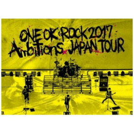"【DVD】ONE OK ROCK 2017 ""Ambitions"" JAPAN TOUR"