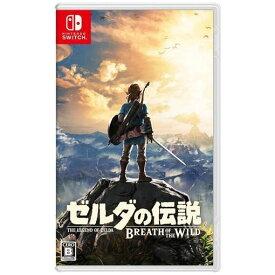 【ポイント10倍!10月23日(水)20:00〜】ゼルダの伝説 ブレス オブ ザ ワイルド 通常版 Nintendo Switch
