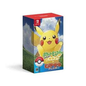 【ポイント10倍!】ポケットモンスター Let's Go! ピカチュウ モンスターボール Plusセット Nintendo Switch HAC-R-ADW2A