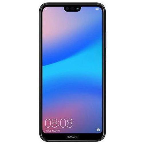 【ポイント2倍!11/20(火)0:00〜23:59まで】Huawei(ファーウェイ) P20LITE/BLACK SIMフリースマートフォン 「HUAWEI P20 lite」 ミッドナイトブラック