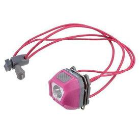 CAPTAIN STAG UK-3011 キャプテンスタッグ ミニデコ LEDヘッド&クリップライト(ピンク)