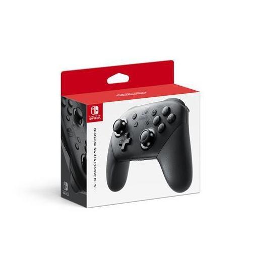 【ポイント10倍!10/19(金)20時〜10/23(火)23:59まで】Nintendo Switch Proコントローラー