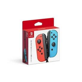 任天堂 Joy-Con(L) ネオンレッド/(R) ネオンブルー HAC-A-JAEAA Nintendo Switch