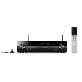ヤマハ RX-S602-B ハイレゾ対応 薄型 5.1chネットワークAVレシーバー(ブラック)