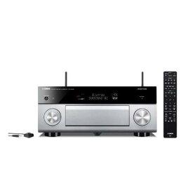 【ポイント10倍!】ヤマハ RX-A2080H AVアンプ ハイレゾ対応/Bluetooth対応/Wi-Fi対応/ワイドFM対応/7.1.2ch/DolbyAtmos対応 チタン
