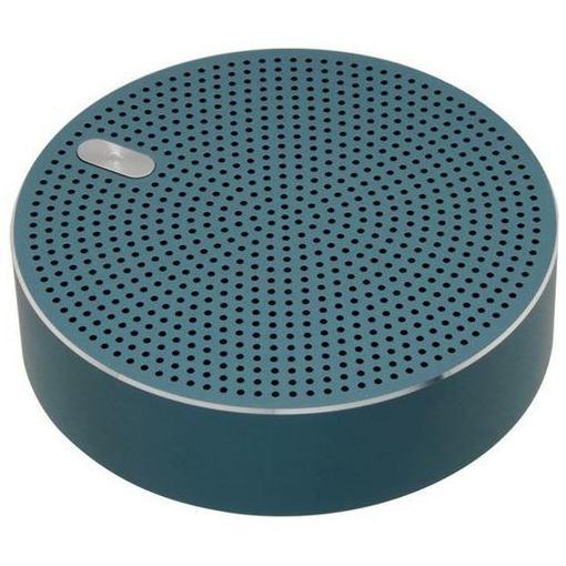 オウルテック OWL-BTSP03-SG Bluetoothスピーカー グリーングレー