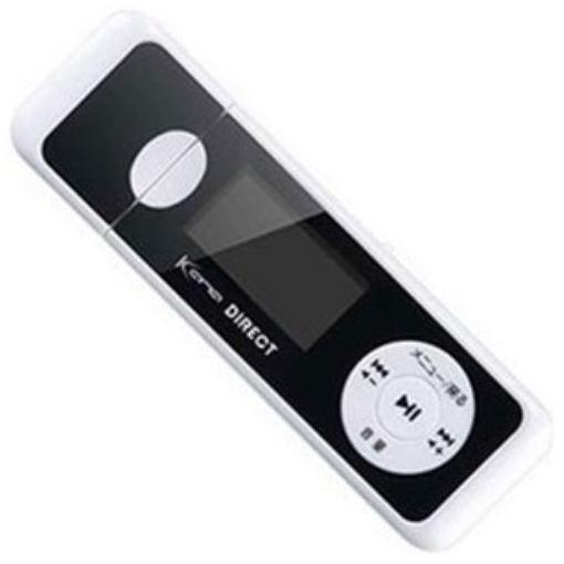 グリーンハウス GHKANADT8WH デジタルオーディオプレーヤー(ホワイト) KANA Direct(8GB)