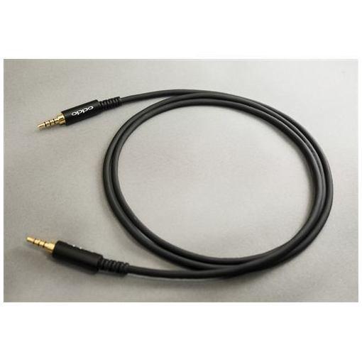 【ポイント10倍!10/19(金)20時〜10/23(火)23:59まで】OPPO OPP-35BHC-1 PM-3用 GNDセパレート接続用ケーブル 1.2m