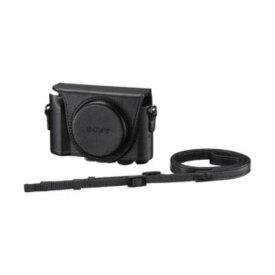 ソニー LCJ-HWA-B 「HX90V」「WX500」用ジャケットケース(ブラック)