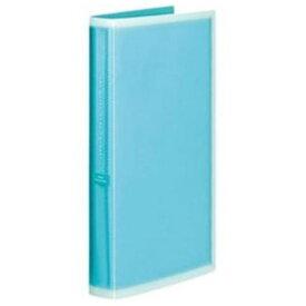 コクヨ ア-NPV30B ポシェットアルバム コロレー A4スリムサイズ ブルー