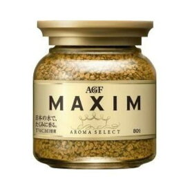 AGF マキシム インスタントコーヒー 瓶 ( 80g )