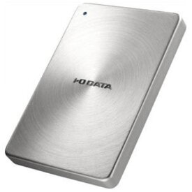【ポイント10倍!2月22日(土)00:00〜】IOデータ HDPX-UTA1.0S USB3.0/2.0対応 ポータブルハードディスク 「カクうす」 1.0TB シルバー