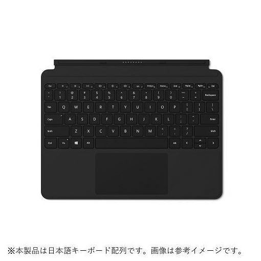 【ポイント5倍!3月23日(土)00:00〜3月26日(火)01:59】マイクロソフト KCM-00019 Surface Go タイプ カバー ブラック ブラック