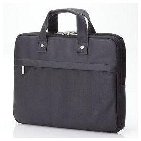 【ポイント10倍!】エレコム BM-CB01BK 薄型キャリングバッグ 〜13.3インチまで ブラック