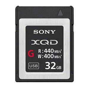 ソニー QD-G32E XQDメモリーカード 32GB