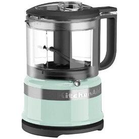 【ポイント10倍!】KitchenAid(キッチンエイド) 9KFC3516-IC ミニフードプロセッサー 3.5カップ アイスブルー